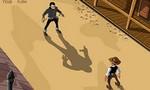 Скриншот флеш игры дуэли