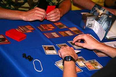 I коллекционные карточные игры