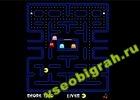 Играть в игру  Pacman