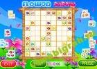 Играть в игру  Flower Sudoku