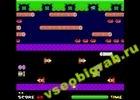 Играть в игру  Frogger