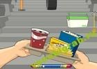 Играть в игру  Snack Attack