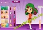 Играть в игру  Sixties Girl Hairstyles