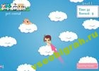 Играть в игру  Lil Bratz Angel Baby