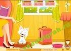 Играть в игру  Virtual Cat
