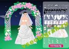 Играть в игру  Night Bride Dress Up