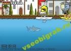 Играть в игру  Miami Shark
