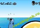 Играть в игру  Shark Attack - 2