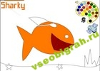 Играть в игру  Sharky