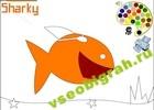 Скриншот из игры Sharky