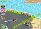 Играть в игру  Raccoon racing