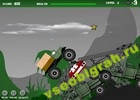 Скриншот из игры Trooper Truck