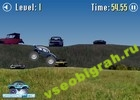 Играть в игру  4 Wheel Madness 2.5