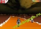 Играть в игру  Doom Rider