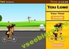 Играть в игру  Cycle Racing