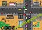 Играть в игру  Traffic Trouble