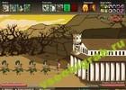 Играть в игру  Age of War 2