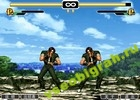 Скриншот из игры The King of Fighters