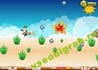 Играть в игру  Ben 10 Air War