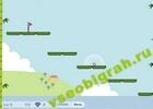 Играть в игру  Panda Golf 2