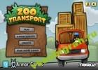 Играть в игру  Zoo Transport