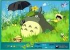 Играть в игру  Totoro Hidden Objects