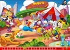 Играть в игру  Hidden Numbers Mickey Mouse