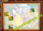 Играть в игру  Snow White and Seven Dwarfs