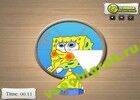 Играть в игру  Pic Tart Sponge Bob Squarepants