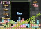 Играть в игру  Tetris Returns