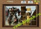 Играть в игру  Photo Mess Transformers
