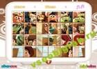 Играть в игру  Toy Story Mix-Up