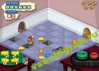 Играть в игру  Tom and Jerry in Midnight Snack