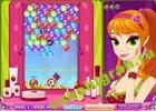 Играть в игру  Fun Bubble Make Up