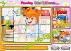Играть в игру  Amys Happy Life Puzzle
