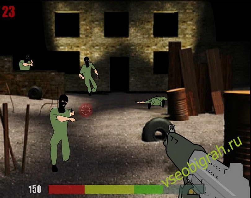 Игровые автоматы стрелялка по зомби